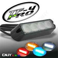 FEUX DE PENETRATION LED DEPANNEUSE AUTO MOTO CAMION GYROPHARE FLASH TF4 12-24V