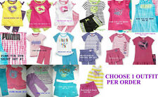 * NEW GIRLS 2PC PUMA SUMMER OUTFIT SET SZ 12M 18M 24M 2T 3T 4T 5 6 6x