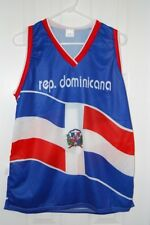 """DOMINICAN REPUBLIC TANK TOP """"FLAG ON BOTH SIDES"""""""