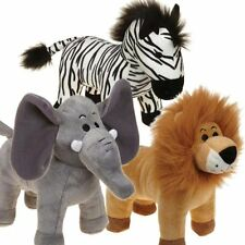 """Dog Toy Range Runners Squeaker Soft Plush Puppies Dogs Paw Print Pattern 5"""""""