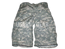 AUTHENTIC ACU  Army Cargo Fatigue Camouflage Camo DIGITAL long SHORTS GI Pants