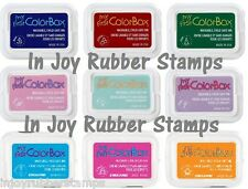My First Colorbox Kids Ink Pad 5 Color Lot Child-safe Stackable Washable