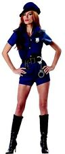 Sexy Women Police Cop Lady Sexy Officer Halloween Costume