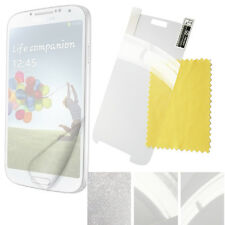 LOT Glitter Anti-glare Clear Matte Screen Protector for Samsung Galaxy S4 i9500