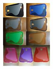 Color Gel Cover Case for Samsung Galaxy IV S4 i9500(Free Shipping)