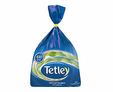 ORIGINAL TETLEY TEA BAGS - 440 ONE CUP TEA BAGS