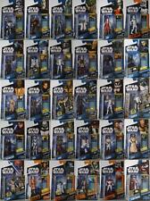 STAR WARS-Action-FIGUREN-Hasbro-OVP-Aussuchen:CLONE WARS,SAGA LEGENDS,Revenge-B