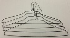 """Box of 100 18"""" Wire Shirt Hangers ***NEW***FREE SHPPING***"""