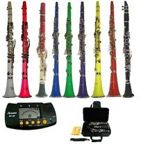 Merano New Bb Clarinet with Case,Metro Tuner~Student Best Band Orchestra School