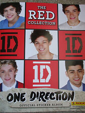 One Direction: The Red Collection - Individual Stickers (1D Movie Mania)