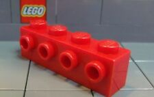 LEGO: Brick 1 x 4 with Studs on Side (#30414) Choose Your Color *Four per Lot