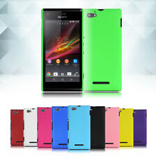 Stylish Colorful Hard PC Back Cover Case Skin for Sony Xperia M Dual C1905 C2005