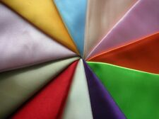 "High Quality 60"" Inch Wide Satin Fabric for Weddings, Decor, Gowns, Sheets, etc"