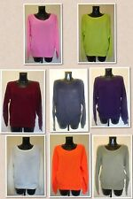 LADIES KNITTED LOOSE FIT LONG SLEEVE JUMPERS **REDUCED*SPECIAL OFFER PRICE*SALE