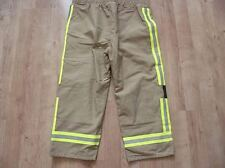 Cosalt Ballyclare Goretex Nomex Gold PBI Firemans Gold Patch Trousers 96cm-104cm