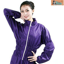 Sauna Sweat Top with double layer Suit Weight loss Slimming women's