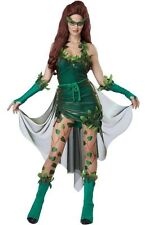 Sexy Lethal Beauty Poison Ivy Adult Halloween Costume