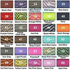 Hot Selling 550 Paracord Parachute Cord Mil SpecType III 7 Strand 100FT No.31-60