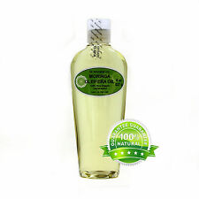 Organic Moringa Oleifera Oil  100% Pure Organic 2 oz up to Gallon Free Shipping