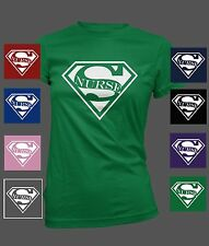 Nursing T-Shirt Super Nurse