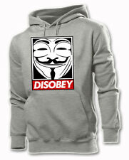 DISOBEY OBEY BLOUSE SWEAT HOODIE S-XXL OBEY VENDETTA KILL STAR UNISEX  OFWGKTA