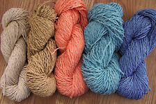 Ripped Textured Fabric Rug Yarn 4 Ounces, ON SALE NOW