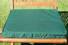Garden furniture Cushion- Seat Pad for a Garden Chair- Available in 5 colours