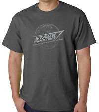Iron Man - Stark Industries - Cult Film T-Shirt - S to XL - 100% cotton
