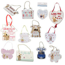 Boofle Bear Pup Plaque Plaques Gift Gifts - Suitable for All Ages