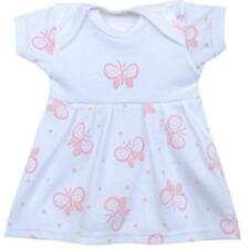 BabyPrem Premature Baby Clothes Girls Short Sleeve Cotton Summer Party Dress