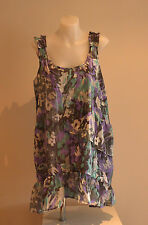 Billabong Ladies Dress - FLORAL - SIZES 8,10 & 12- NEW