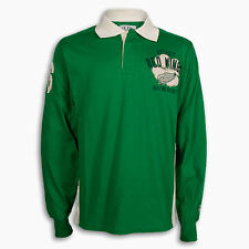 "Detroit Red Wings Saint Patrick's Day Long Sleeve ""Colin"" Rugby Shirt"
