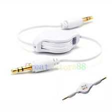 "CAR 3.5mm JACK AUX CABLE STEREO ADAPTER FOR PC Tablet TAB 9.7"" 10"" 10.1"""