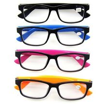 Classic Retro Style Reading Glasses Readers 1.0 1.25 1.5 1.75 2.0 2.25 2.5 - 4.0