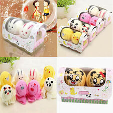 New Cute Fold Animal Creative Washcloth Wedding Party Hand Cake Towel Favor Gift