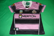 Wests Tigers 2014 Womens Pink Jersey Sizes 8-16 NRL Women In League BLADES SALE