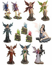 BN - Secrets of the Forest Fairy Ornaments Figures & Clock - Many Styles