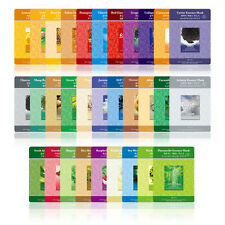 100pcs MJ Care Facial Essential Mask Sheet Pack Set Various Type Made in Korea