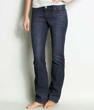 NWT $50 AEROPOSTALE BEADed back pocket  DARK WASH BOOTCUT JEAN