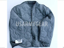 Made in USA  M65 New Foliage Green Quilted Cold Weather Acu GI Field Coat LINER