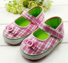 S147 very Cute Baby Chambray shoes Soft Bottom toddler foot wear