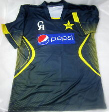 Pakistan Cricket Team Training shirt - Huge Bargain - Cheapest on ebay to clear