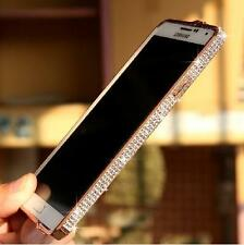 Lady's Luxury Diamond Bling-Bling Crystal Bumper Case For Samsung Galaxy Note3