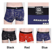 NEW Young Mens Underwear Boxer Briefs shorts Trunks Sexy English Choose one