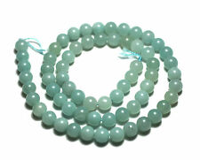 Blue/Green/Seagreen AMAZONITE ROUND BEADS SMOOTH / FACETED 4 6 8 10 12 14 18 20
