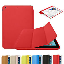 Slim Fashion Stand Smart Case Leather Back Cover For Apple iPad 5 5th Air Cheap