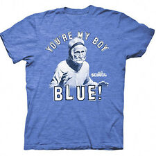 Old School You're My Boy Blue Photo T-Shirt