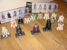 STAR WARS SAGA ASTROMECH DROID COLLECTION FIGURE YOU CHOOSE  PACK 1 AND 2 RARE