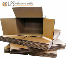 """24""""x 18 x 18"""" Large Single Wall Cardboard Mail Boxes 600x457x457mm Packaging Box"""