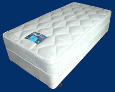 Peppermint Snow Mattress Bed Ensemble BRAND NEW MADE MELBOURNE 5yr Waranty White